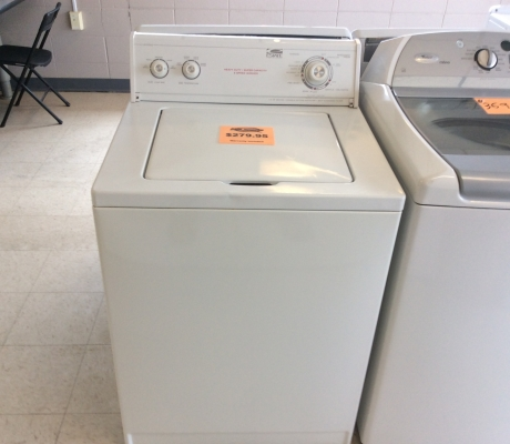 Whirlpool Estate Top Load Washer
